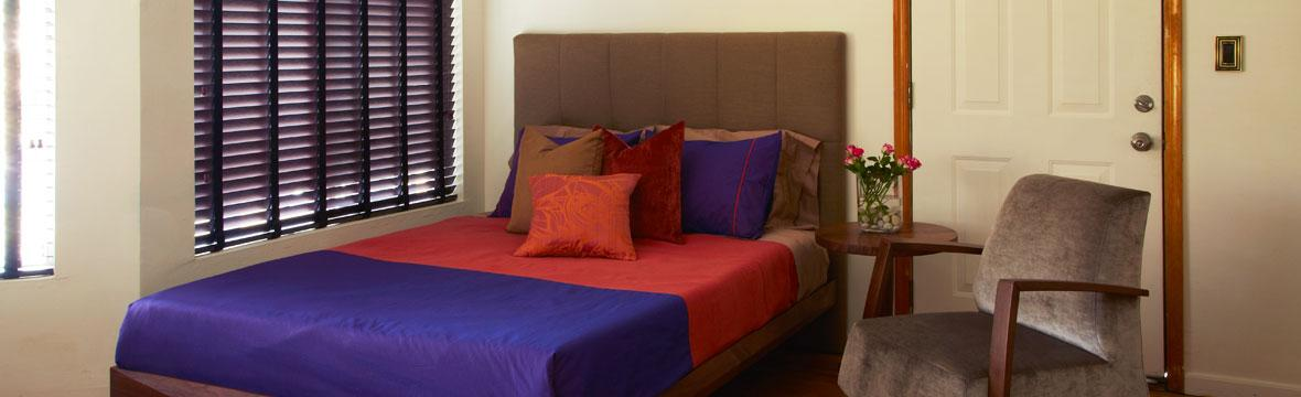 beds and end tables